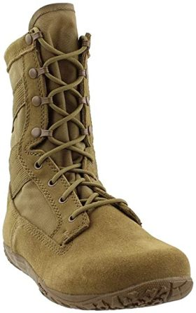 Belleville Tactical Research Men's TR105 Mini-Mil Minimalist Combat Boot