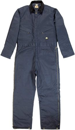 Berne Men's Heritage Twill Insulated Coverall