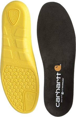 Carhartt Insite technology footbed CMI9000 insole