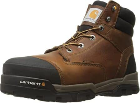 Carhartt Men's 6-Inch Composite Toe Boot