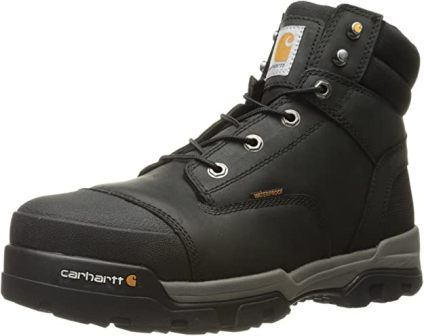 Carhartt Men's 6-Inch Energy Waterproof Composite Toe Industrial Boot