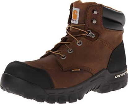 "Carhartt Men's Rugged Flex 6"" Composite Toe Work Boot"