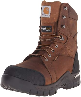 Carhartt Men's Rugged Flex Safety Toe Work Boot