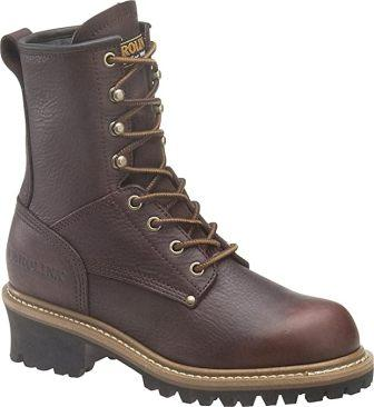 Carolina Women's Welted Logger Work Boots CA421