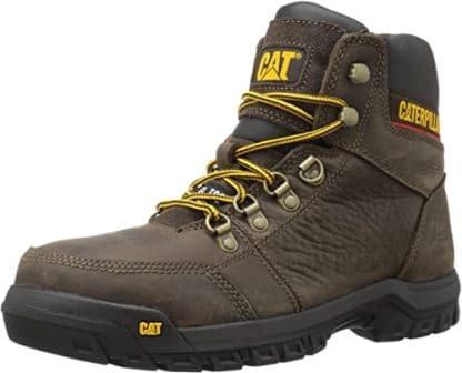 Caterpillar Men's Outline Safety Work Shoes