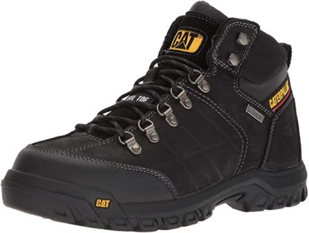 Caterpillar Men's Threshold Waterproof Steel Toe Industrial Boot