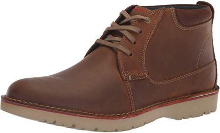 Clarks Vargo Mid Boots