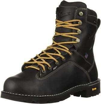 Danner Men's Quarry USA 8″ Construction Boot