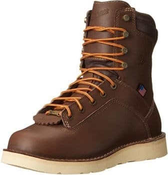 Danner Men's Quarry USA 8-Inch Wedge Work Boot