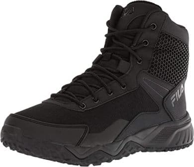 Fila Men's Chastizer Slip Resistant Work Shoes