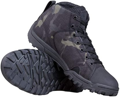 Free Soldier Men's Tactical Ankle Boots
