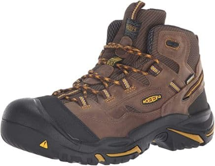 KEEN Utility – Men's Braddock Work Boot