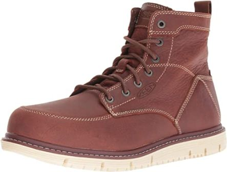 "KEEN Utility Men's San Jose 6"" Soft Toe Work Boot"
