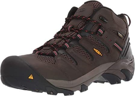 Keen Utility's Lansing Mid Cut Work Boots