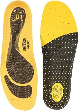 Keen Utility K-10 replacement insole: