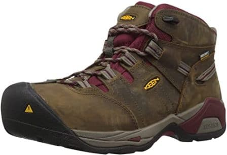 Keen Utility Women's Detroit XT Mid Steel Toe Industrial Boot