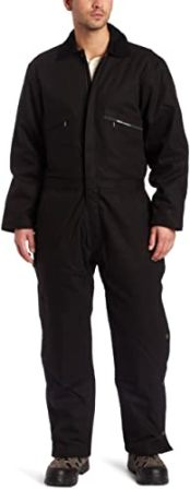 Key Industries Men's Insulated Coverall