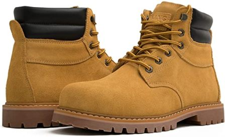 Kingshow Men's 1801 Work Boots