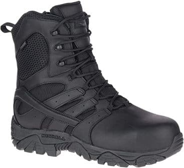 Merrell Work Moab Tactical Waterproof Boots