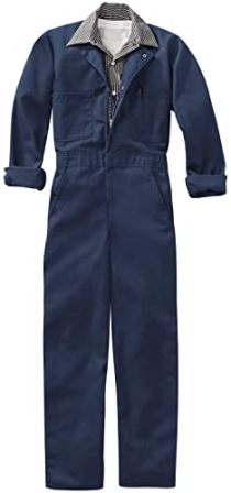 Red Kap Men's Long Sleeve Insulated Coverall