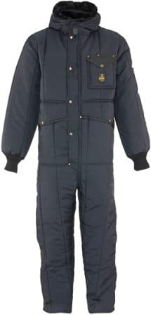 RefrigiWear Men's Iron-Tuff Insulated Coveralls (Top-pick product)