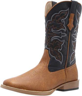 Roper Men's Basic Square Toe Boots