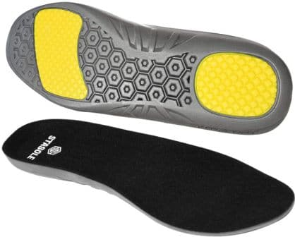 STASOLE anti-fatigue insoles for man and woman