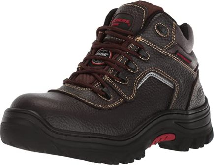Skechers Men's Burgin Sosder Industrial Boot