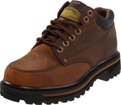Skechers Men's Mariner Low Top Work Boot