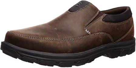 Skechers Men's Segment the Search Slip on Loafer
