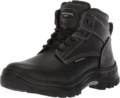 Skechers Men's Tarlac Steel Toe Work Boot