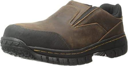 Skechers for Work Men's Hartan Slip-On Shoe