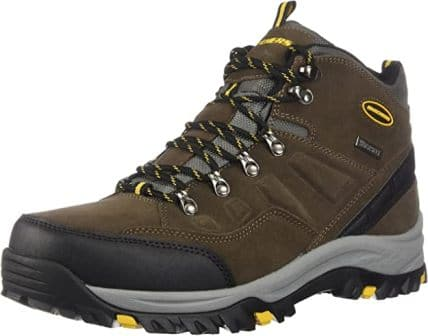 Sketchers Men's Relment- Pelmo Hiking Boot