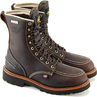 Thorogood Men's 1957 Series Flyaway Hunting Boot