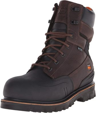 Timberland PRO Men's 8″ Rigmaster XT Work Boot