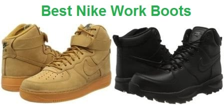Top 12 Best Nike Work Boots in 2020