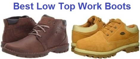 Top 15 Best Low Top Work Boots in 2020