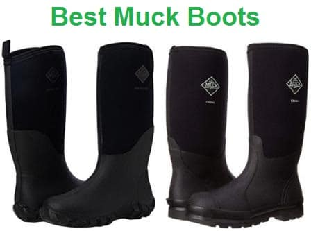 Top 15 Best Muck Boots in 2020