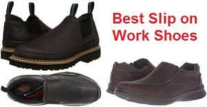 Top 15 Best Slip on Work Shoes in 2020
