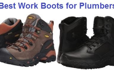 Top 15 Best Work Boots for Plumbers - Complete Buyer's Guide 2020