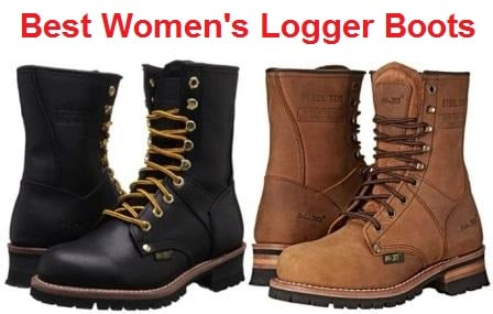 Top 7 Best Women's Logger Boots in 2020