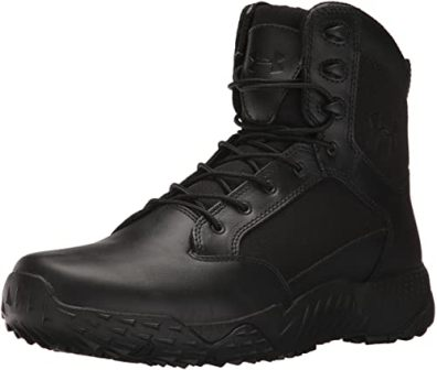 Under Armour Men's Stellar Tactical Side-Zip Work Boot