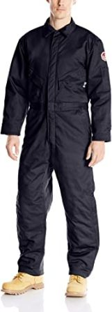 Walls Men's Flame Resistant Insulated Coverall