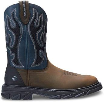 Wolverine Men's Ranch King CarbonMax Boots