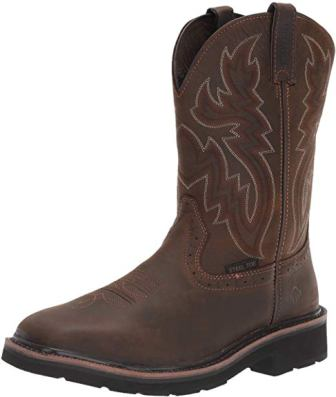 Wolverine Men's Rancher Steel Toe Work Boots