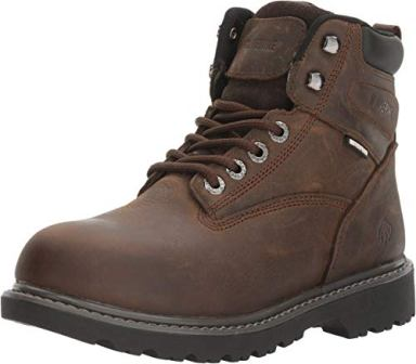 Wolverine Women's Floodhand Waterproof 6″ Soft Toe Work Boot