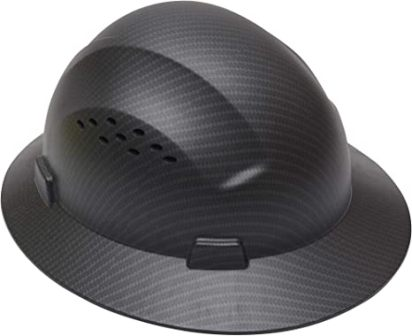 CJ Safety Full Brim Hard Hat