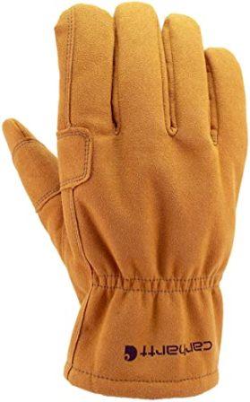 Carhartt A553 Leather Fencer Work Gloves