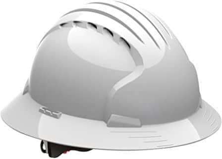EVOLUTION DELUXE 6161 280-EV6161-10V HARD HAT