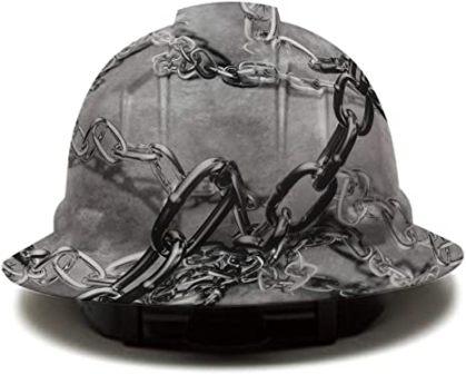 FULL BRIM PYRAMEX HARD HAT BY ACERPAL